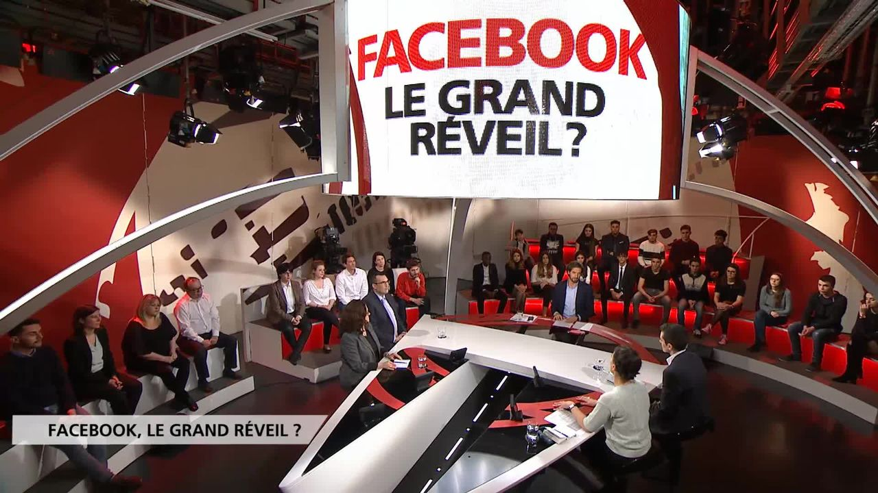 Facebook, le grand réveil ? [RTS]