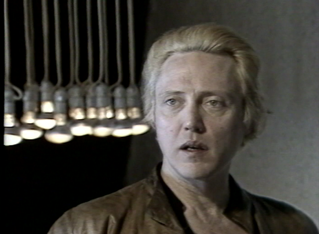 Christopher Walken en interviews