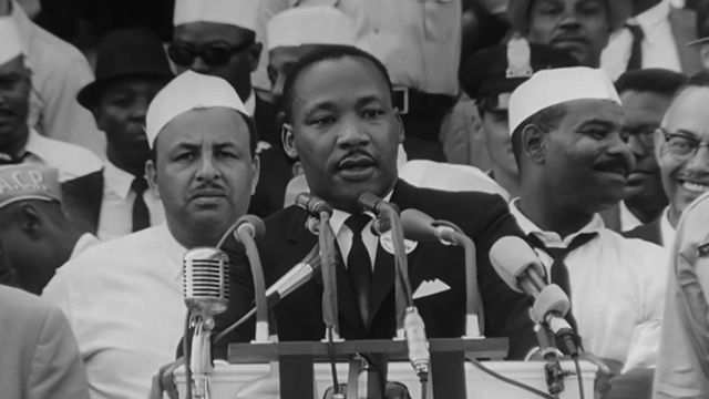 Martin Luther King [INA]