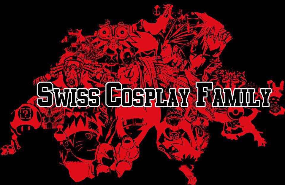 Swiss Cosplay Family.