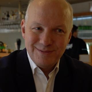 Pavel Fischer, ancien candidat à la présidentielle