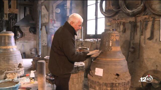 Découverte du secret de fabrication des cloches du Vatican [RTS]