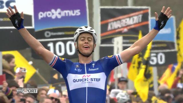 Cyclisme: Niki Terpstra remporte le Tour des Flandres [RTS]