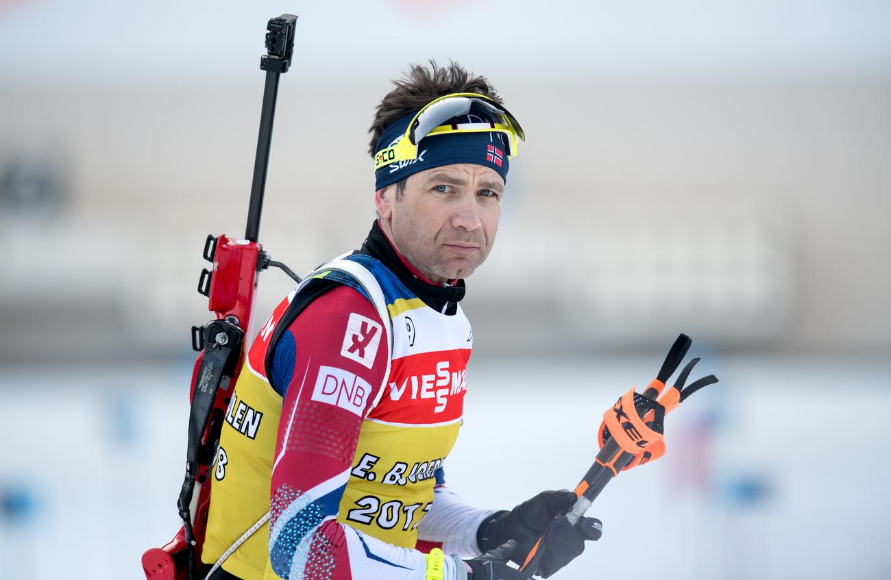 Le légendaire Bjoerndalen sur le point d'annoncer sa retraite (TV) — Biathlon