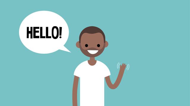 """Apprenez à dire """"Bonjour"""" en plusieurs langues - RTS Découverte [Nadia Snopek - Fotolia]"""