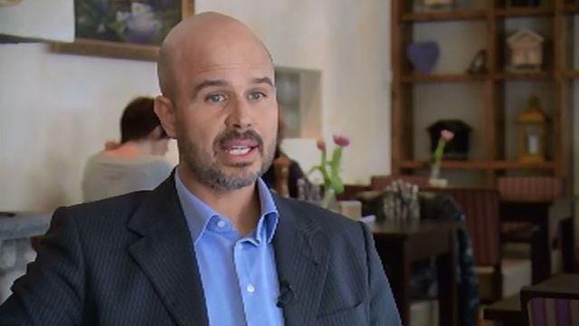 Jean-Daniel Clivaz, président de Crans-Montana Tourisme.