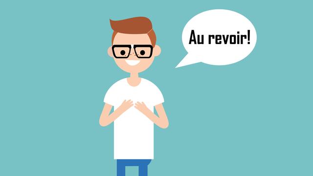 """Apprenez à dire """"Au revoir"""" en plusieurs langues - RTS Découverte [Nadia Snopek - Fotolia]"""