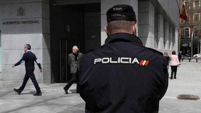 Hervé Falciani a comparu jeudi devant un juge de l'Audience nationale espagnole à Madrid. [Susana Vera - Reuters]