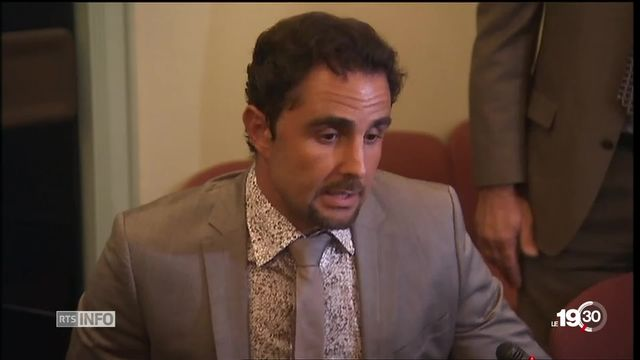 Hervé Falciani: l'ancien informaticien en attente d'extradition [RTS]