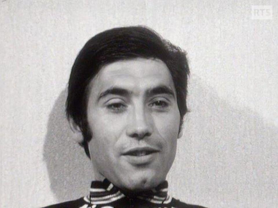 Eddy Merckx à l'interview en 1973 [RTS]