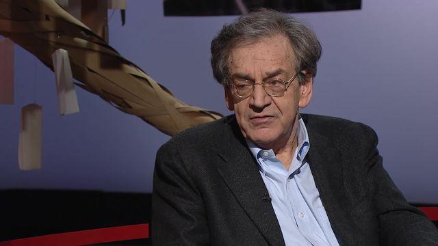 Alain Finkielkraut, le penseur du déclin [RTS]