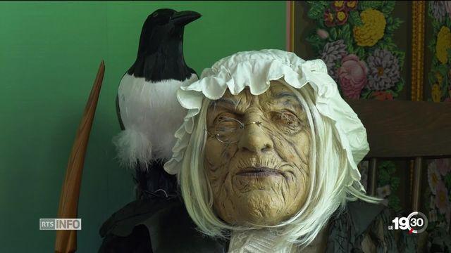 Argovie: le musée de la sorcellerie n'est pas du goût de tout le monde [RTS]