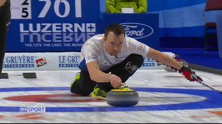 Curling - Mondiaux de Las Vegas: la Suisse s'incline face à l'Ecosse [RTS]