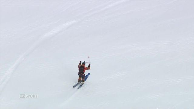 Verbier (SUI), ski messieurs: 2e victoire de suite pour Mickael Bimboes (FRA) [RTS]
