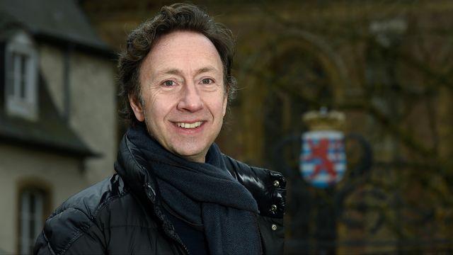 Stéphane Bern, journaliste et producteur. [John Thys - AFP]