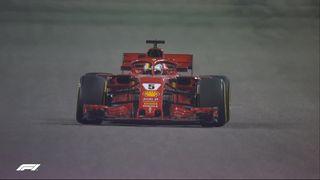 GP de Bahreïn: victoire de Vettel (GER) devant Bottas (FIN) 2e et Hamilton (GBR) 3e [RTS]