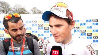 Cyclisme Paris-Roubaix: le Suisse Silvan Dillier remporte la deuxième place [RTS]