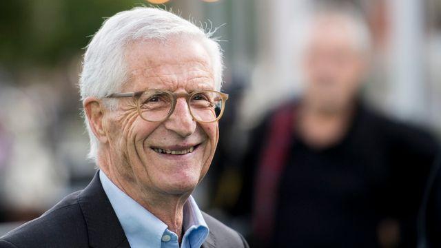 Le cinéaste suisse Rolf Lyssy. [Ennio Leanza - Keystone]