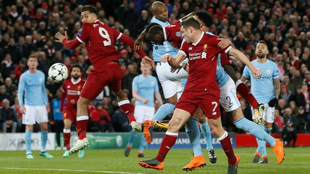 Liverpool - Manchester City. [Andrew Yates - Reuters]