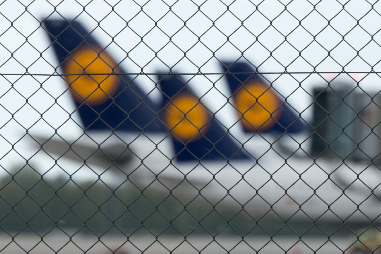 Lufthansa annulera ''plus de 800 vols — Allemagne