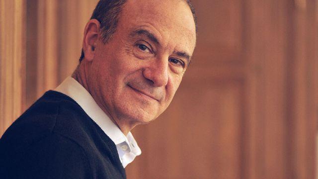 Le psychanaliste français Gérard Miller. [Philip Conrad - Photo12/AFP]