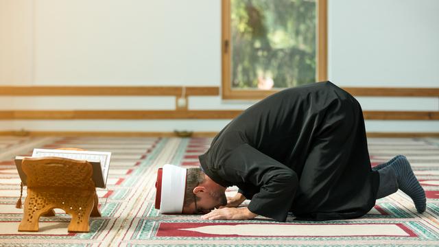 Quand l'imam entre en prison [FS-Stock - Fotolia]
