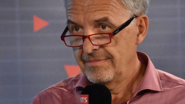 Jean Batou. [Gaël Klein - RTS]