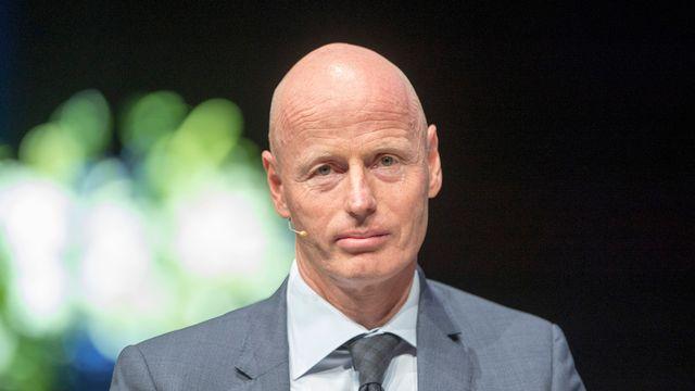 Marc Walder, directeur général de Ringier. [Urs Flüeler - Keystone]