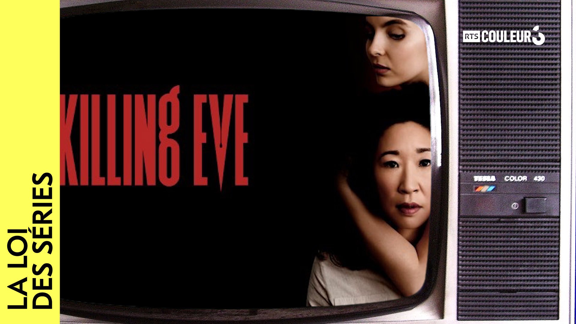"""Killing Eve"", la nouvelle création de Phoebe Waller-Bridge."