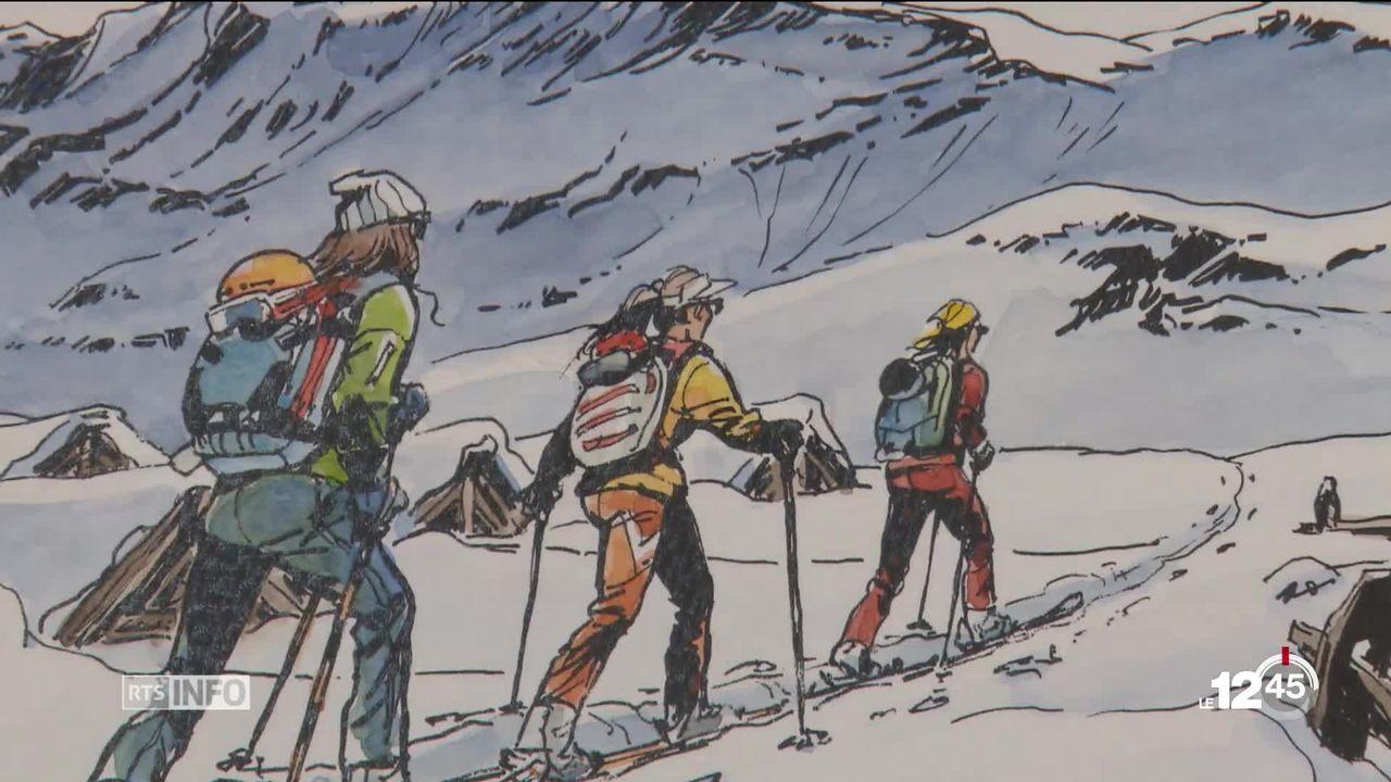 Patrouille des Glaciers: Derib racontera le parcours d'une équipe féminine [RTS]