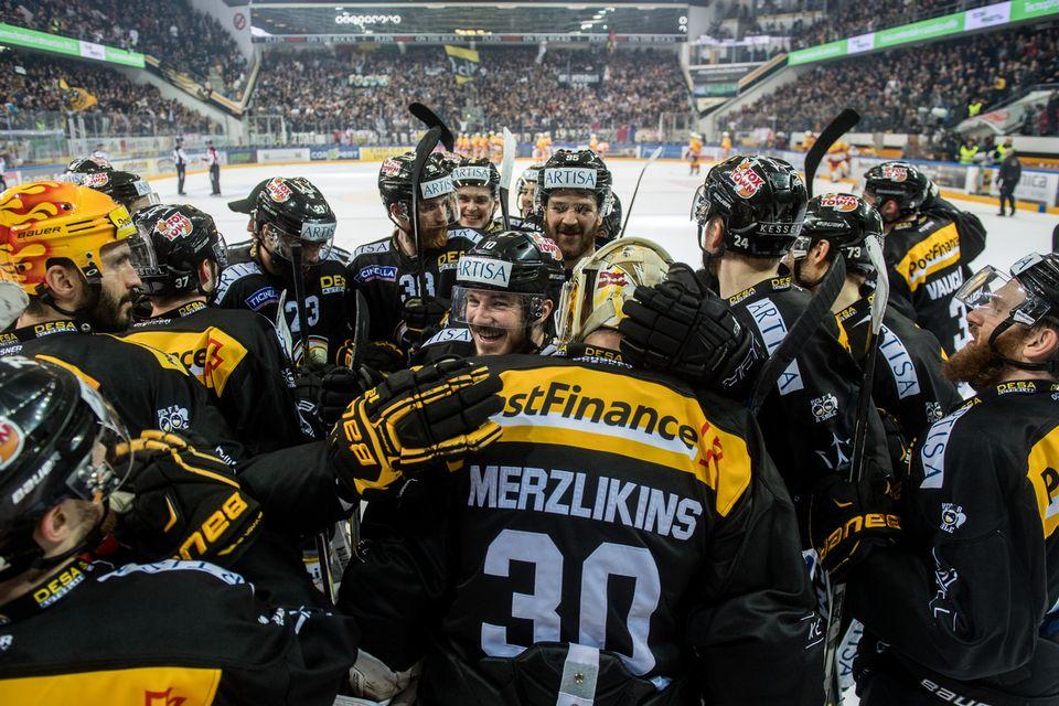 Lugano veut prendre sa revanche face à Zurich. [Gabriele Putzu - Keystone]