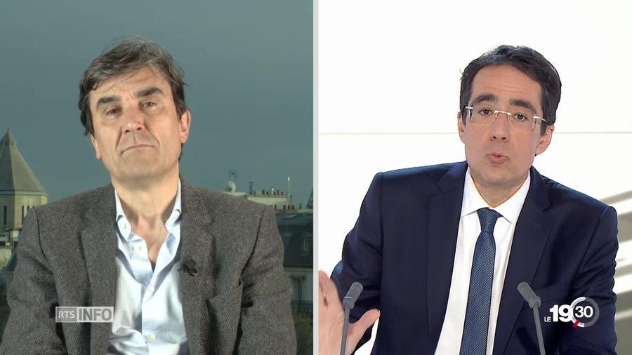 Conflit en Syrie: les précisions de Georges Malbrunot, journaliste, spécialiste de la Syrie