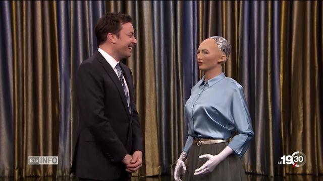 Des robots androïdes et créatures virtuelles deviennent des stars [RTS]