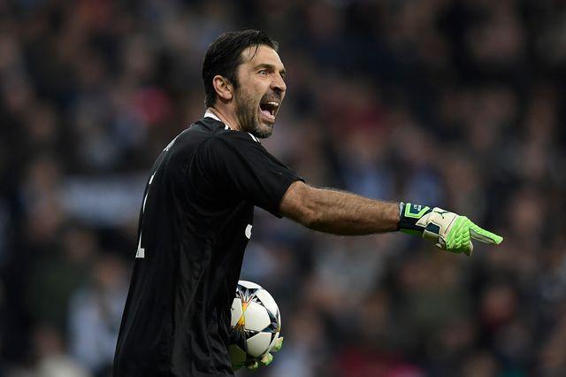 """Buffon """"ne méritait pas"""" une telle sortie, a jugé Zidane. [Oscal Delo Pozo - AFP]"""