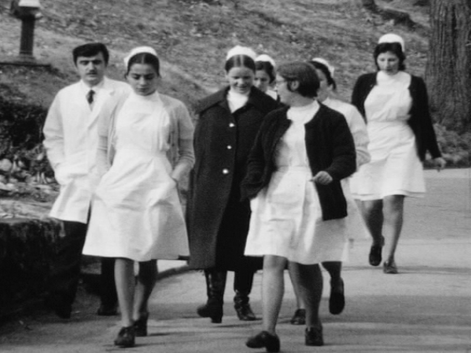 Infirmières en psychiatrie [TSR 1971]
