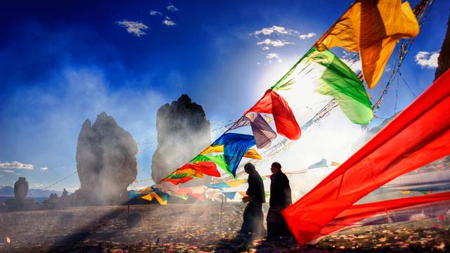 Le Tibet sur RTS Découverte [Yurybirukov - Fotolia]
