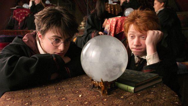 2011. Harry Potter et la prisonnier d'Azkaban [RTS/Warner Bros International television]