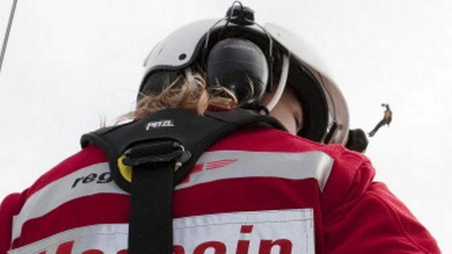 REGA, Fondation garde aérienne suisse de sauvetage [RTS]