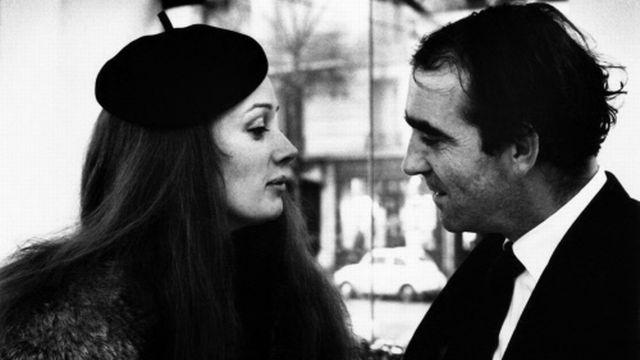 Niki de Saint Phalle et Jean Tinguely. [RTS / Zorn production]