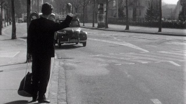 L'auto-stop, une véritable parabole de la vie chrétienne. [RTS]
