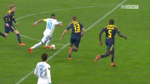 ¼ de finale, Olympique de Marseille - RB Leipzig (5-2): tous les buts du match [RTS]