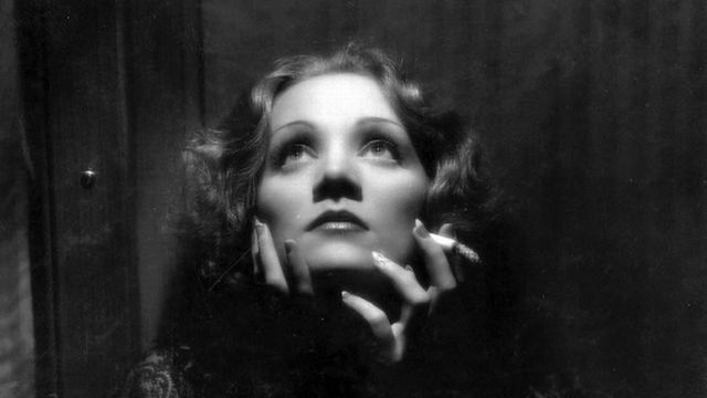 """Marlene Dietrich in """"Shanghai express"""", 1932 by Don English; Paramount Pictures [Paramount Pictures]"""