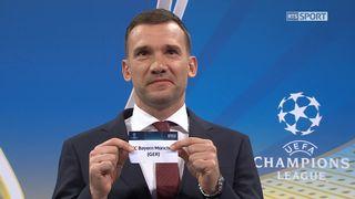 Les affiches des ½ finales: Bayern face au Real et Liverpool contre la Roma [RTS]