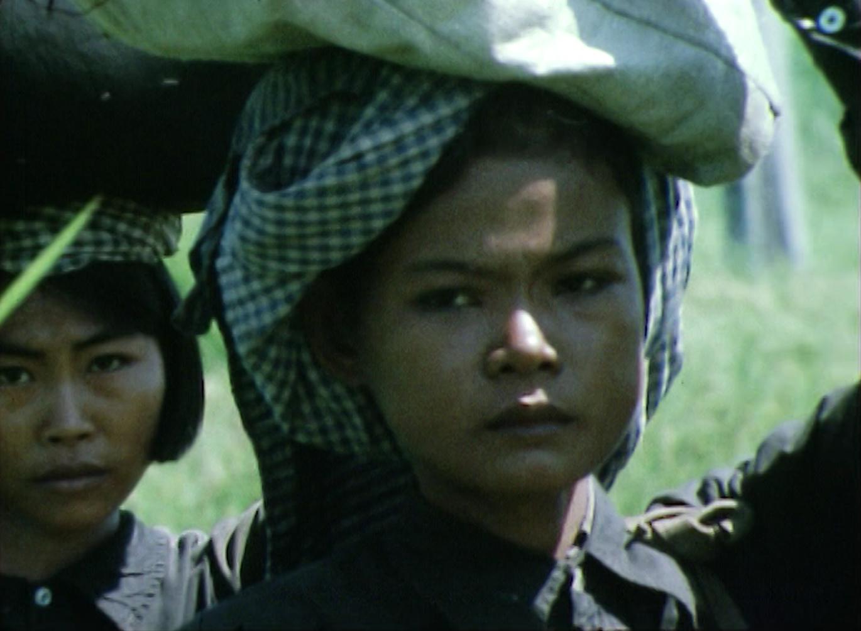 Les Khmers rouges en déroute