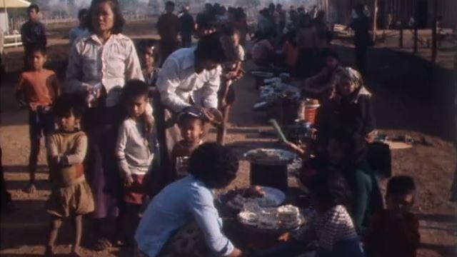 Le Cambodge du silence: les réfugiés. [RTS]