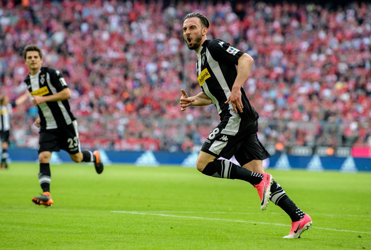 Le Bayern large vainqueur de M'gladbach