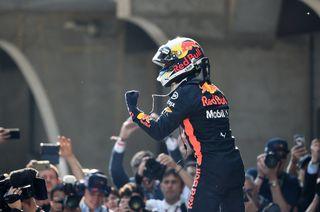 Daniel Ricciardo s'est adjugé le GP de Chine. 1 [Simon Galloway - Freshfocus]