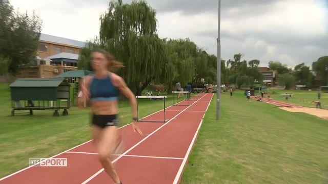 Athlétisme: les athlètes suisses mettent le cap sur l'Afrique du Sud [RTS]