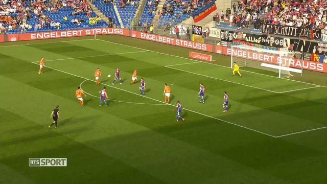Football - Super League: Bâle – Lausanne (2-1) [RTS]