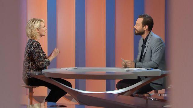 Interview d'Isabelle Moret sur la traque aux fraudeurs des assurances sociales [RTS]